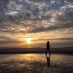 Ameland sunset.....