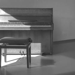 De piano.