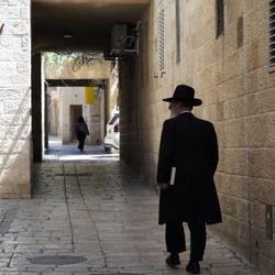 Ergens in Jeruzalem