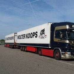 P1410231 Een eiige Tweeling  1600 ste  Truckwereld foto 16aug 2016
