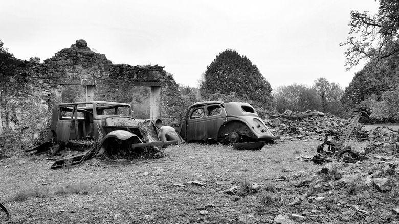 Monument 3 - Dit is de Derde foto uit de serie van<br /> Oradour-Sur-Glane,<br /> Een dorp als oorlogsmonument.<br /> Iedereen bedankt voor de reac