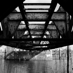 Bergse spoorbrug 2