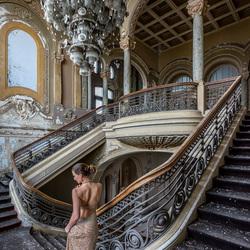 Between steps