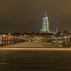 Deventer (vanaf Schipbrug)