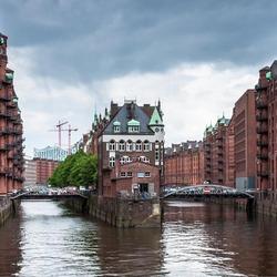 Speicherstadt -Hamburg