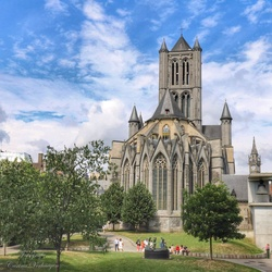 SintNiklaaskerk in Gent