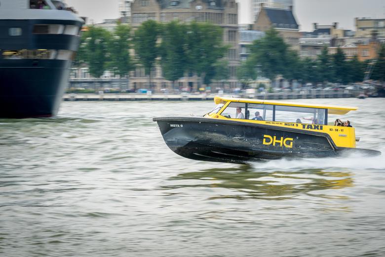 Watertaxi Roterdam