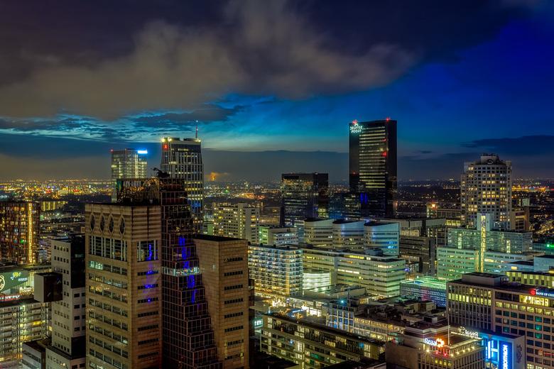 Rotterdam - Nederland - De skyline van Rotterdam, wat een uitzicht!<br /> <br /> Vlog op https://www.youtube.com/watch?v=q2PiwDWmZYc