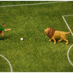 laat de leeuw...