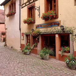 Riquewihr Elzas Frankrijk.