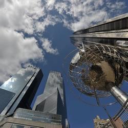Columbus Circle,New York
