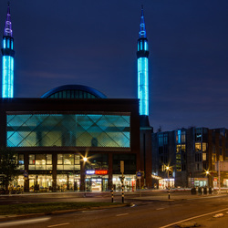 Utrecht - Westplein - Ulu Camii moskee - 1