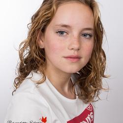 Portret van Kayleigh