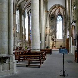 kerk in Münster