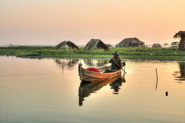Visser in Myanmar - Visser in Myanmar
