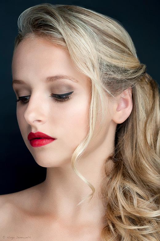 Luna - Model: Luna<br /> Make-up: Chrissy<br /> Haarstyling: Marta