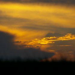 Vage wolken