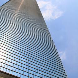 gebouw Shanghai