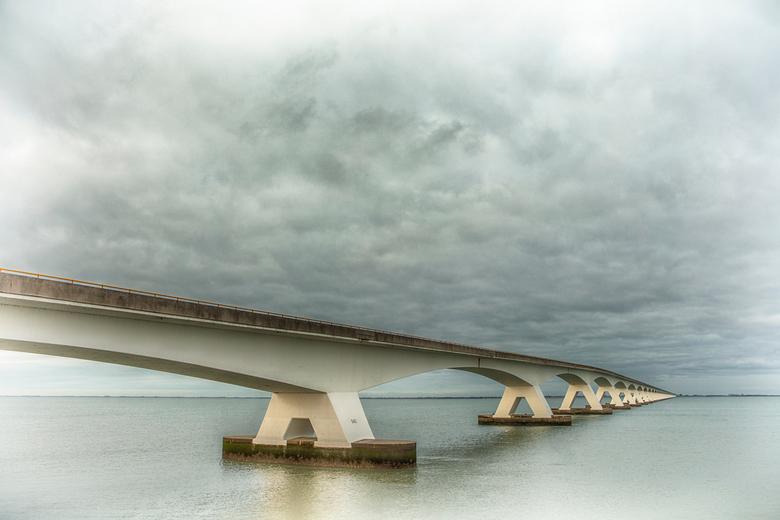 zeelandbrug - verbinding
