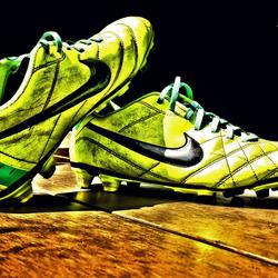 Gewoon voetbalschoenen