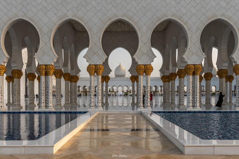 Sheikh Zayed Mosque - Sheikh Zayed Mosque - Abu Dhabi | Verenigde Arabische Emiraten