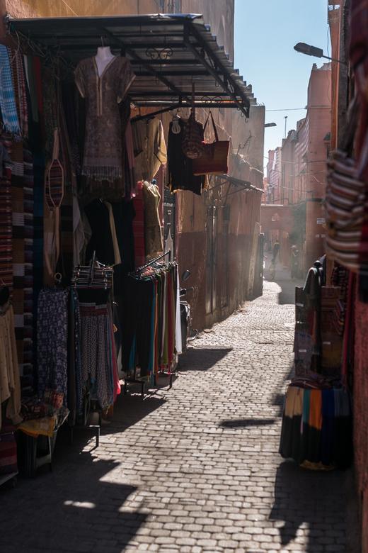 Marrakesh Streets - Eigenlijk was ik nog helemaal niet van plan om deze foto te plaatsen, maar ik kon het niet laten...<br /> Dit is een van de vele