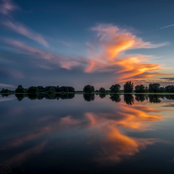 Sunset @ Bronkhorst