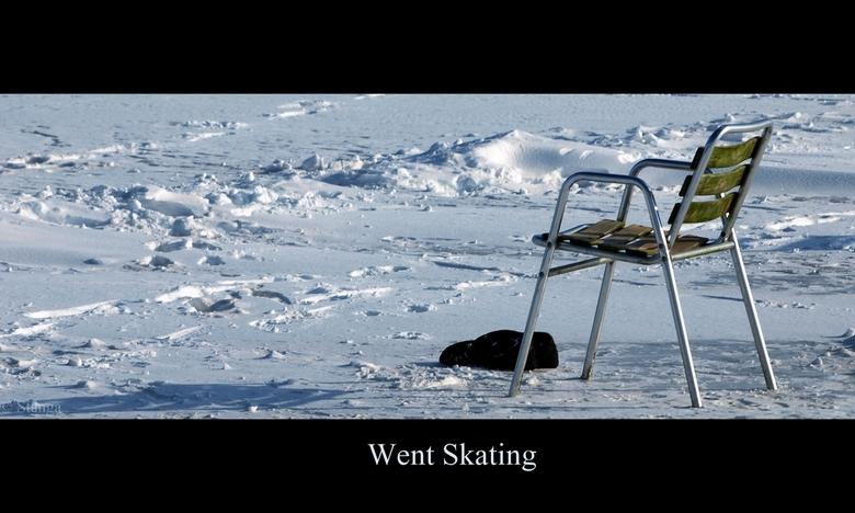 Went Skating... - <br /> <br /> Zuidlaardermeer!<br /> <br /> <br /> ThanX voor de reacties op mijn vorige upload<br /> <br /> Stan<br /> <br