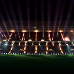 Philips stadion tijdens Glow 2013