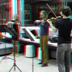 Rotterdams Philharmonisch Orkest in Museum-Rotterdam 3D