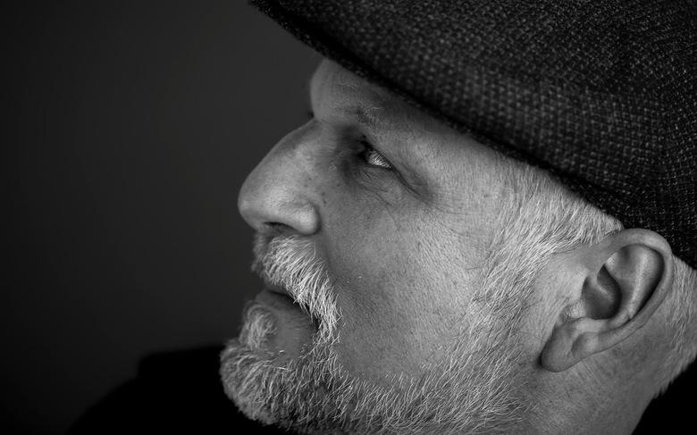 zwart/wit - Gisteren cursus portretfotografie gedaan. Erg leuk om te doen.