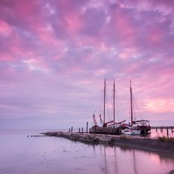 haventje van Sil, de pier