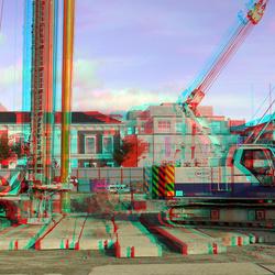Nieuwbouw Stationsgebied Delft 3D