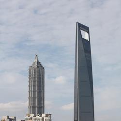 World financial tower
