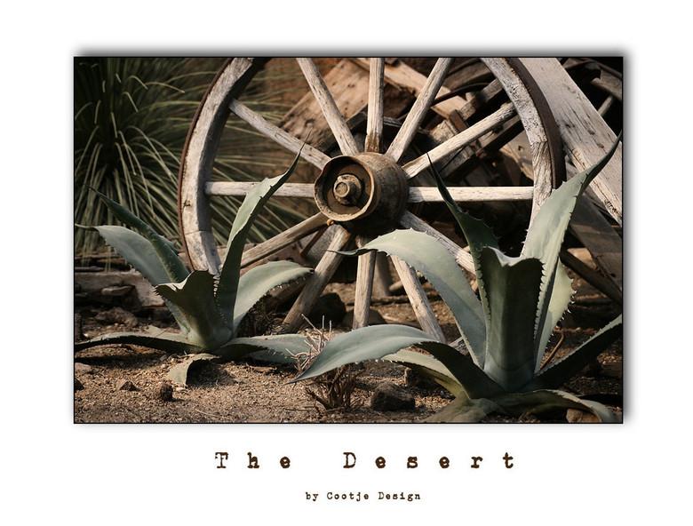 The Desert - Vond dit persoonlijk wel een geinig Desert plaatje. Had hem al een tijdje klaarstaan maar het kwam er niet van hem te plaatsen. Heb nu ei