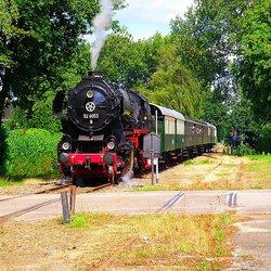 Stoomtrein Station Eerbeek