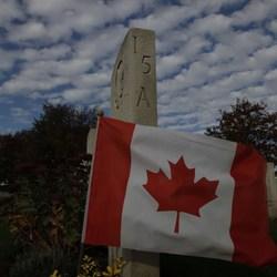 Canadees kerkhof Groesbeek 1