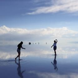Dansende spiegel