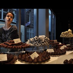La vendeuse de bonbons