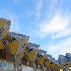 de kubjes van Rotterdam..