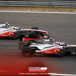 Formule 1 Istanbul 2010