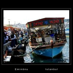 Eminönu Istanbul