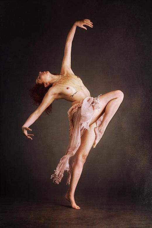 dancer in pink - Aria Rainbow