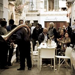 Feest in Arles