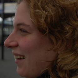 Portret op station
