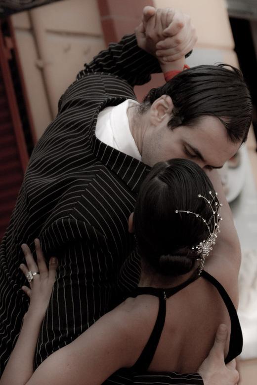 Nog één keer tango - Had nogal veel tango foto's gemaakt, maar dit is de laatste op Zoom, beloofd!