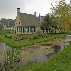 Friese boerderij-Midhum