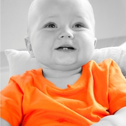 Kleine Oranje prins