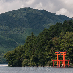 Lake Ashi, Hakone, Japan