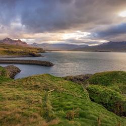 Borgarfjörður Fjord